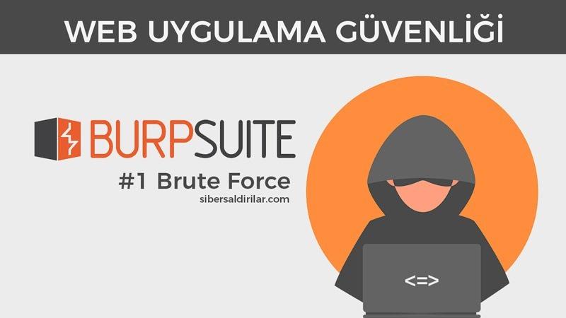 Burp Suite - Brute Force Saldırısı